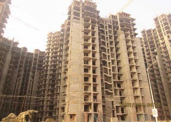 Shri Radha Sky Garden Construction Update