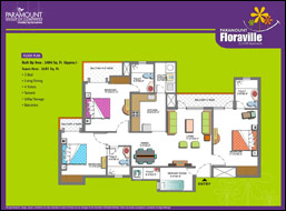 Paramount Floraville Sector 137 Noida Expressway Projects